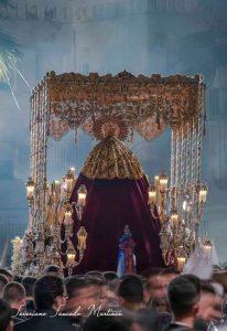 Gran Poder hace frente al contrato de la Semana Santa