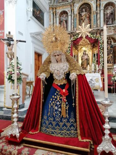María Stma. del Amparo